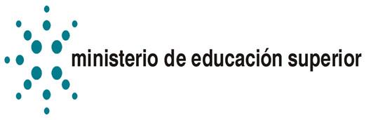 Dirección de Ciencia y Técnica y Dirección de Relaciones Internacionales, Ministerio de Educación Superior